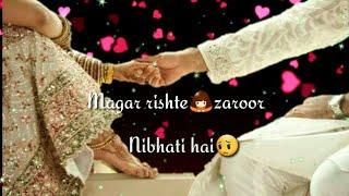 Sad dialogues whatsapp status video | sad female status video