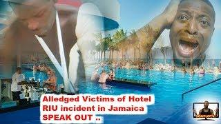Woman in the Jamaica hotel RIU saga and the accused speak out