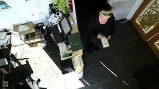 Alleged tip jar thief in Leland's Six Happiness