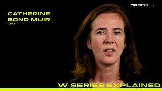 Why we need more women in motorsport | W Series explained, by CEO Catherine Bond Muir