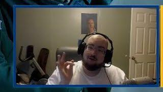 WingsofRedemption's RANTS after being TROLLED on Siege & ARGUES with Female Friend!