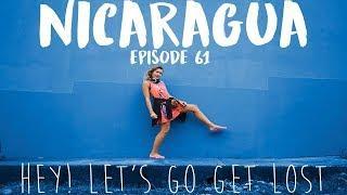 Travel Nicaragua | SOLO FEMALE TRAVELER | Ep. 61 | León