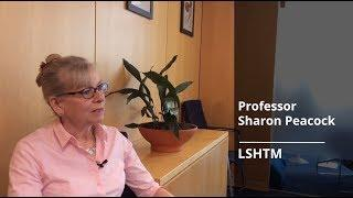 Professor Sharon Peacock - women leaders insight series