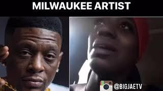 Milwaukee Woman Says Boosie Bad Azz Put A Hit On Her