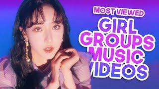 «TOP 40» MOST VIEWED GIRL GROUPS & FEMALE SOLOS MUSIC VIDEOS OF 2018 (OCTOBER)