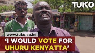 "Kisumu Residents on Voting for Uhuru Kenyatta's ""third term""     Kenya #VOXPOP   Tuko TV"