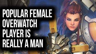 "OVERWATCH player ""Ellie"" is really just a man"