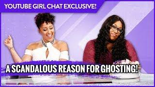 WEB EXCLUSIVE: A Scandalous Reason for Ghosting!