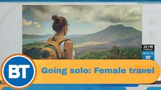 Travel tips: Traveling alone as a female