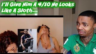 REACTING To Females That Rated Me 1-10!????