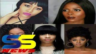 #BBNaija: Mouth-watering Photos Of Female Housemates Emerge