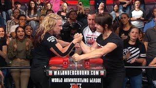 WAL 406: Women's Middleweight Championship