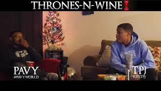 #ThronesNWine Ep.1:  Khalessi is a Top 10 Woman Ever | Episode 1 Review