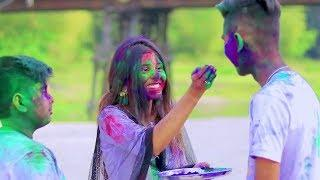 Happy Holi Whatsapp Status Female Varsion Video  Happy Holi status 2019  New Trendy Holi Status 2019