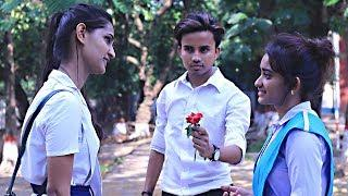 Naino Ki Jo Baat Naina Jaane Hai ???? School Love Story | Heart Touching Love Story | Hindi Song 201
