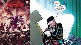 ALL-NEW WOLVERINE #35- Umm...The Future Is, Like, Female And Men Are, Like, CANCELLED Or Whatever?