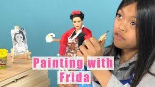 Barbie Inspiring Women Series Frida Kahlo Doll | PLAY | REVIEW