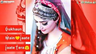 Girls Status | Phir Mulaaqat Hogi Song Status | Female Song | Sad Status Video | Love Status 4U