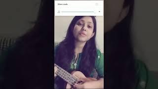 Oporadhi Female Version Video Song from Facebook