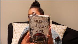 BOOK REVIEW OF CHILDREN OF BLOOD AND BONE | Bonus Video