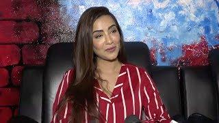 Tia Bajpai's Exclusive Interview For Her Web Series Zakhmi