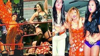 Rakhi Sawant BEATEN By Female Wrestler In Panchkula Wrestling Match