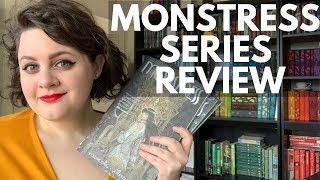 MONSTRESS vols 1-3 Series Book Review