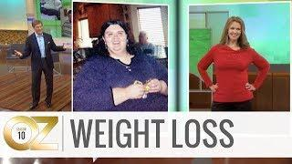 How a Woman Lost Over 300 Pounds