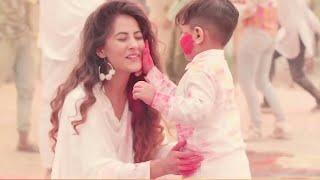 ????Holi Special Status Video 2019????Jab tak Jahan Me Female Version WhatsApp Status Video????Holi