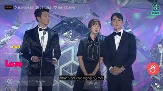 (G)I-DLE Best Female Rookie at MBCPLUS & GENIE MUSIC AWARD