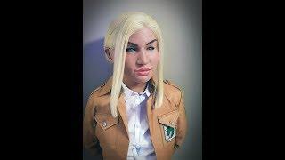 Sneak Peak: First Look Creafx Female NEW silicone mask Sophia!