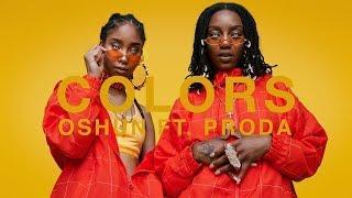 OSHUN - Solar Plexus ft. Proda   A COLORS SHOW