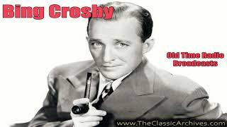 Bing Crosby 501108   Chesterfield Show   Dick Powell, Old Time Radio