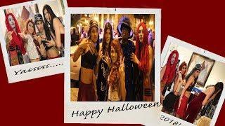 Future is Female Halloween 2018 | LaVidaDuca