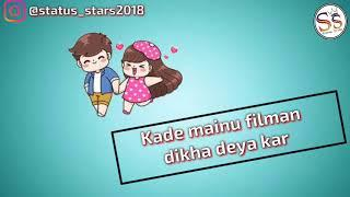 Sakhiyan whatsapp status video | Female Version | Sakhiyan