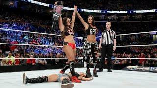 Nikki Bella vs. AJ Lee - Divas Championship Match - Survivor Series 2014