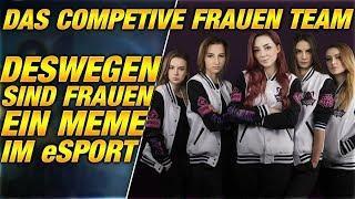 Deswegen sind Frauen ein Meme im eSport! Vaevictis eSports Female Roster League of Legends