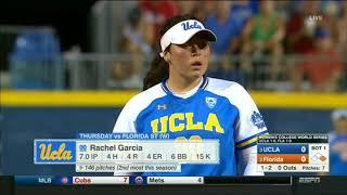 #3 UCLA vs #2 Florida  | Women's College World Series 2018