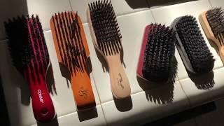 THE FEMALE WAVER - 360WaveProcess - 3WP BRUSH REVIEW