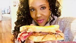 CORNED BEEF {FEMALE INTUITION ON POINT!) MUKBANG VIDEO 471!