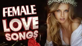 Nonstop Greatest Female Love Songs Collection - Golden Oldies Love Songs By Woman