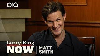 Matt Smith on new female 'Doctor Who' star Jodie Whittaker