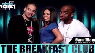 Power 105.1 FM Breakfast Club Full Audio 06/01/2018