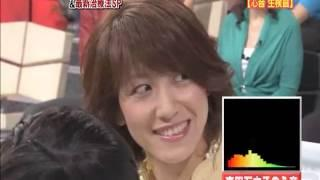 Japanese female heartbeat TV show 3