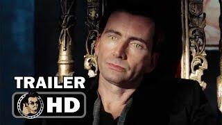GOOD OMENS Official Trailer (HD) David Tennant Series