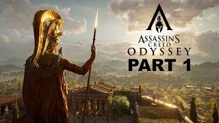 Assassins Creed Odyssey ????Best Game of 2018???? Female Character Part 1