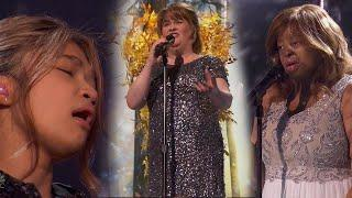 'AGT: Champions' Finals Showcase Powerhouse Female Singers Including Susan Boyle, Kechi and Angel…