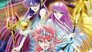 Saint Seiya: Saintia Shō Anime Preview