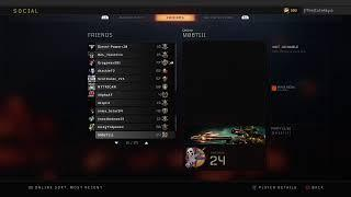 Best Female Blackout Player // 456 Subs Out of 1000
