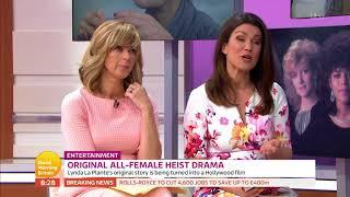 Original All-Female Heist Drama | Good Morning Britain